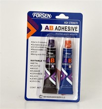 Forsen Waterproof Epoxy Coral Glue Adhesive, two component glue