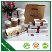 japanese restaurant food shop packaging take away to go box