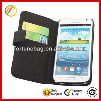 pouch leather case for samsung galaxy grand duos