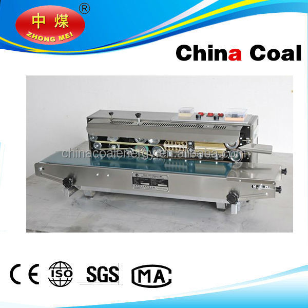 hot sale Plastic Bag Continuous Heat Band Sealer FRD-1000