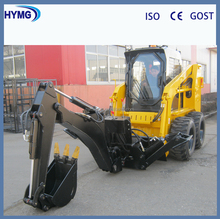 bobcats skid steers backhoe mini
