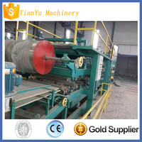 China supplier sandwich panel roofing tile making machine for sale