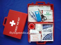 car first aid kit(CE&FDA approvals)