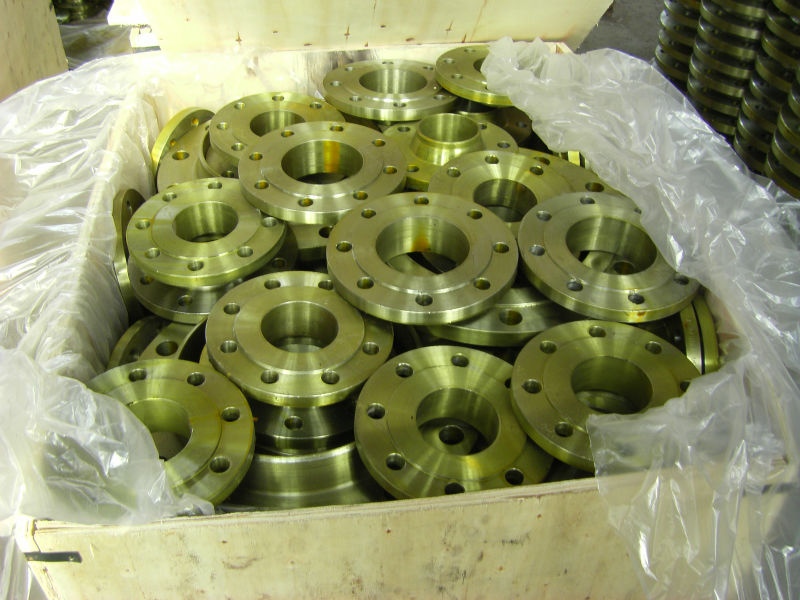 Professional welded 1500lb welding neck flange for wholesales