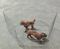 Best selling high quality wire dog kennels
