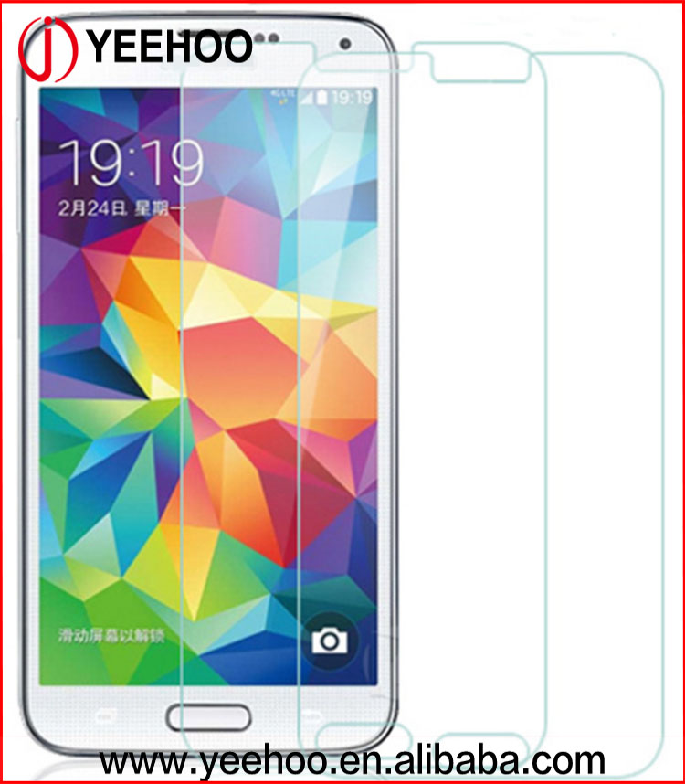 Mobile Phone Use Ultra Thin Real 9H Tempered Glass Screen Protector for samsung mobiles