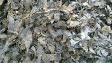 Used Waste Car Tires in Shredded Form