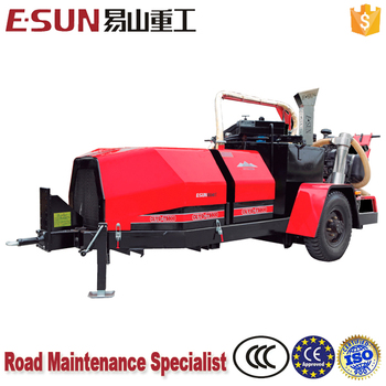 Latest design 500 liters concrete joint sealing machine