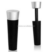 aluminum head vacuum Red wine bottle stopper