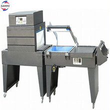 Low price unique l type shrink packaging machine