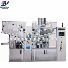HTGF-160 auto grease tube filling and sealing machine with coding system