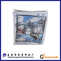 promotional children diy slide puzzle