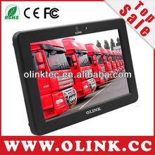 WinCE Tablet PC for Taxi with RS232, Camera, WiFi, LAN