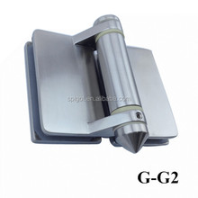 pool fence glass gate spring loaded glass hinge (G-G2)