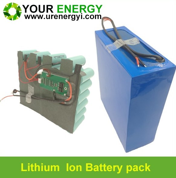 safety 48v 30ah 18650 battery pack for electric vehicle