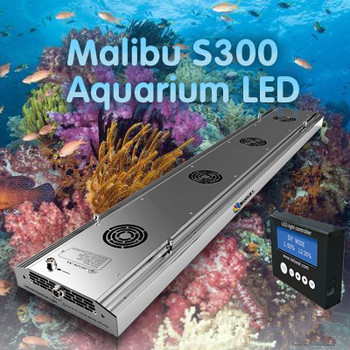 New Malibu S Plus Phone Control programmable 3W led coral reef aquarium lights