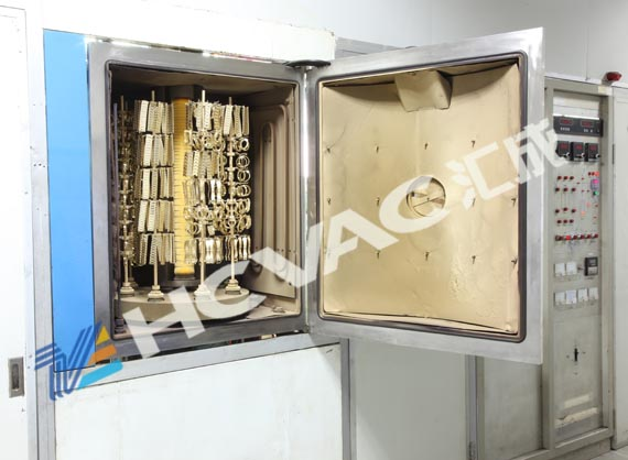 Imitation jewelry PVD vacuum coating gold plating machine/Imitation jewellery gold plating equipment