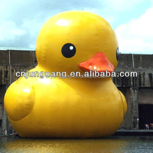 2017 inflatable giant rubber duck