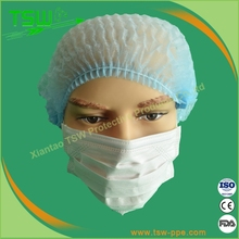 Surgical disposable bouffant / clip/ mop cap with CE ISO FDA