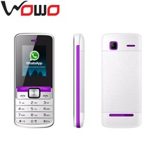 China Cheap Mobile Phone 1.77inch 2G Senior Phone Dual SIM Card Old Man Cell Phones K18