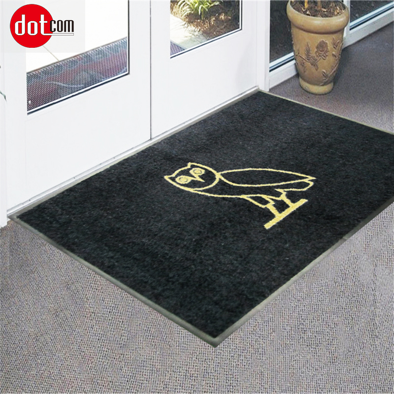 Custom Size Print Outside Front Entrance Doormat