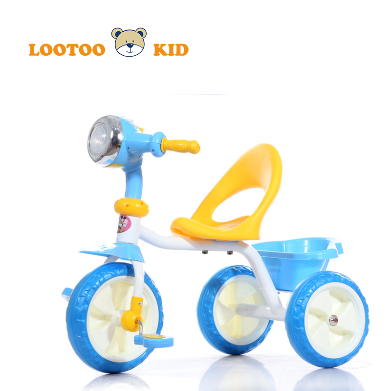 Alibaba china manufacturer wholesale cheap price 3 wheel metal frame kids tricycle in philippines