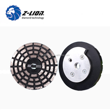 V Type Segmented Diamond cup wheel/grinding disc with 22.23mm , M14 ,5/8-11 center bore
