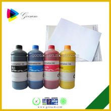 6 color Sublimation Ink for Mimaki TS500P-3200 sublimation printer