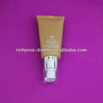 50g empty plastic tube