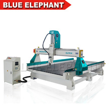 Hot sale ele 1530 machine 3d cnc wood carving router / high big z axis cnc routers for thicker wood