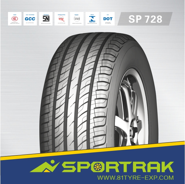 Made in China passenger car tires/China wholesale solid rubber tires for cars