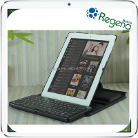 popular 360 degree Rotation mini bluetooth keyboard with case for ipad air
