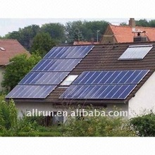 Cheap price powerful 10kw 5kw 3kw solar energy system with Gel battery alsoc alled slar panel system