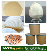 Bulk natural food grade chitosan solubility in water
