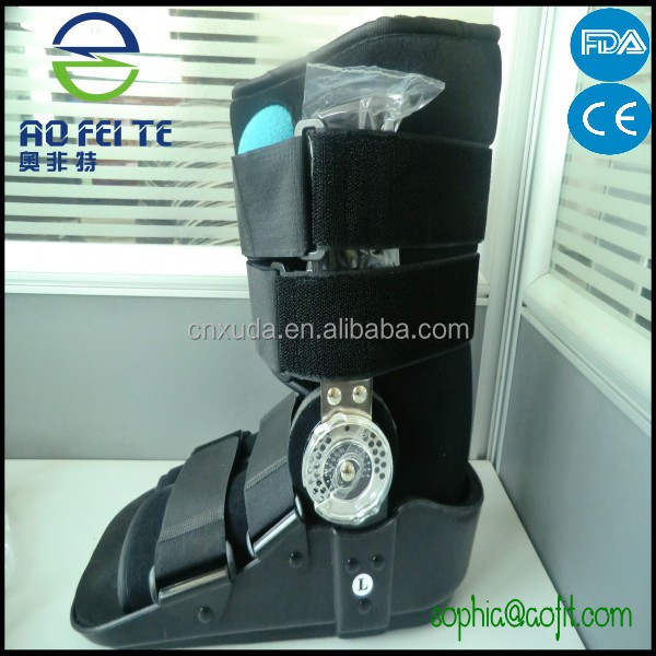 orthopedic cam fracture knee walker boot
