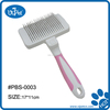 Fashion colorful pet brush for dog on TV