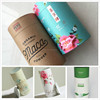 Chinese Tea Paper Tube Packaging With