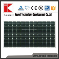 300 watt high quality monocrystalline 3BB solar cell solar module for sale