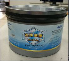 Factory price offset black Magnetic Printing Ink