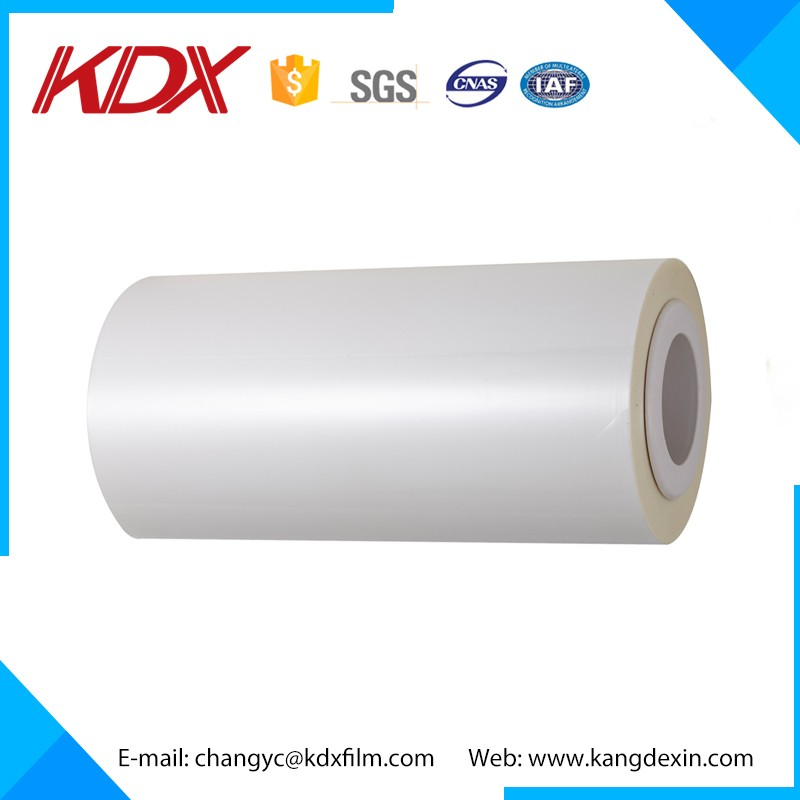 China Factory 35um High Sticky BOPP,PET Digital Thermal Lamination Printing Film