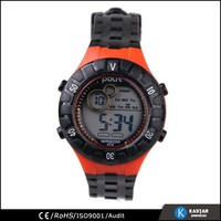 focus quartz watch and digital watch from China