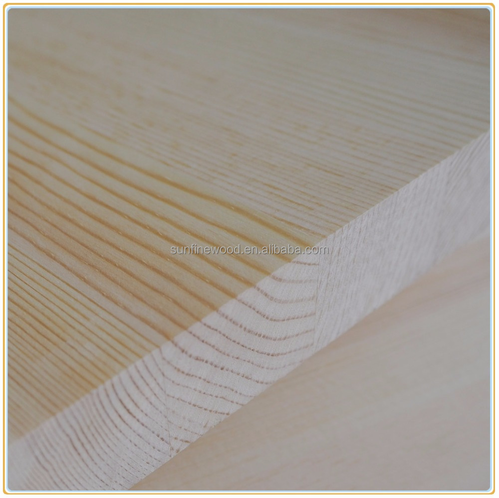 finger joint laminated wood board / panel / lumber