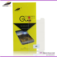 [Somostel] Tempereed glass screen protector for iPhone 4 4S 5 5C 5S 6 6 Plus Samsung galaxy S3 S4 S5 mini i9300 i9500 i9600 s6 e