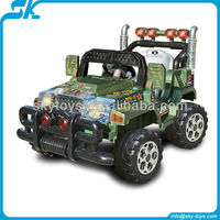 !Kids rc off road ride on car jeep big ride on car children ride on racing car-Y
