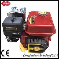 China high-performance 4 stroke 170F 7.5hp gasoline engine