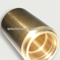 CNC lathe Metallic shaft sleeve