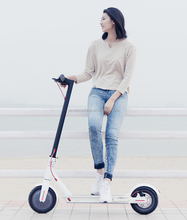 new xiaomi mini folding electric scooter with lithium battery