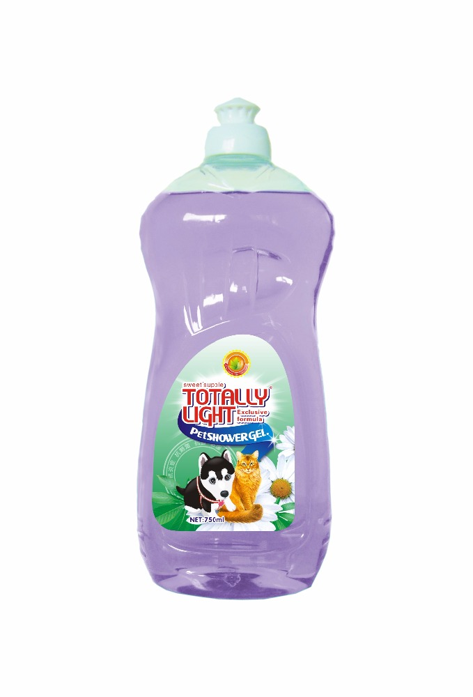 2017 Wholesale price private label pet shampoo for live show