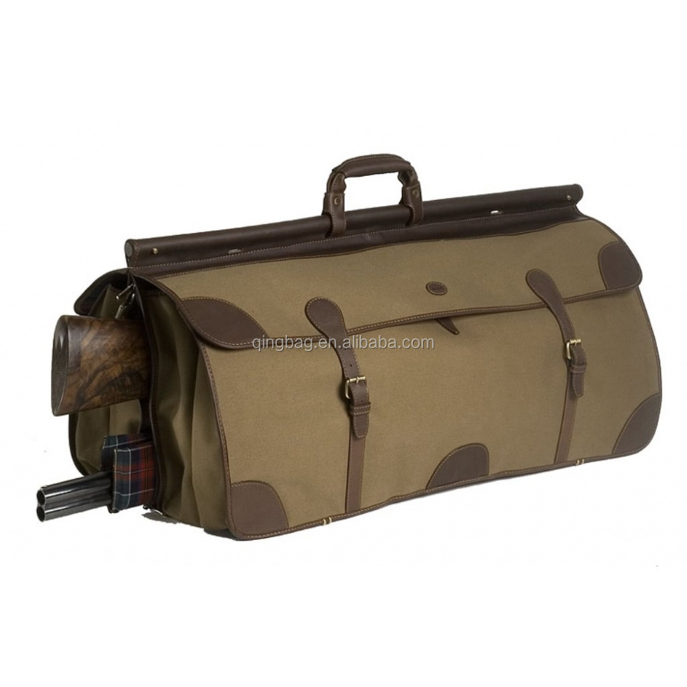 Waterproof military gun bag,military travel bag,high quality & durable,PU leather accessories