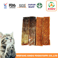 Hot sale dental bone for dog food packaging bag salmon flavor snacks